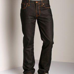 Nudie Jeans Slim Jim Org Dry Dark